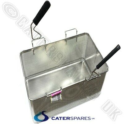 ELECTROLUX 0C1341 STAINLESS STEEL PASTA COOKER BASKET 480x285x215mm ZANUSSI