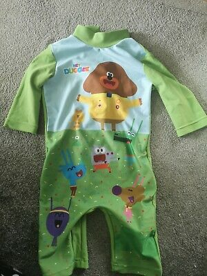 Hey Duggee UV Swimsuit All In One 18-24 months