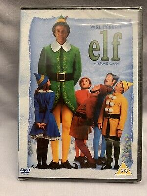 Elf (DVD, 2005) Brand New & Sealed Fast Dispatch