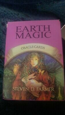 Earth Magic Oracle Cards - new