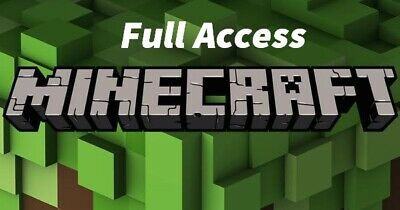 Minecraft Premium Account Edition (Windows, Mac OS) ✅ Full Access ✅