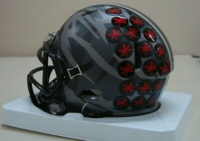 b0558ead OHIO STATE BUCKEYES 2018 Alternate Camo Speed Mini Helmet - $44.95 ...