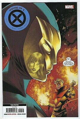 House Of X # 2 Variant Cover 3rd Printing NM Pre Sale Ships Sept 18th