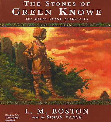 The Stones of Green Knowe 4-CD Unabridged Audiobook - NEW - FREE SHIPPING