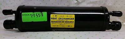 Refrigeration Research Inc. H200 Heat Exchanger