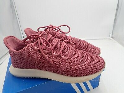 quite nice 95d00 d58c2 ADIDAS WOMEN'S ORIGINAL Tubular Runner Red Athletic Shoes ...