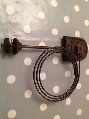 Antique Clock Chime Flat Wire Gong Antique Clock Part 175x115mm