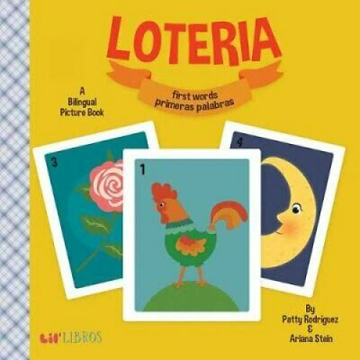 Loteria: First Words/ Primeras Palabras by Patty Rodriguez 9781495126550