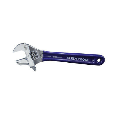 Klein Tools D86930 Reversible Jaw/Adjustable Pipe Wrench, 10-Inch