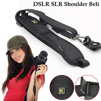 Quick Sling Camera Single Shoulder Belt Strap DSLR SLR Cameras Strap BeltV