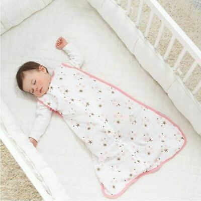 Babies Sleep-sack Thin Slumber Sleeping Bag Cotton Geometric Pattern Accessories