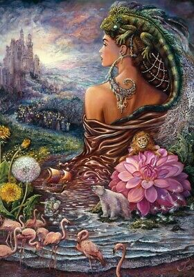 Puzzle 1000 pièces Josephine Wall - The Untold Story (59251)
