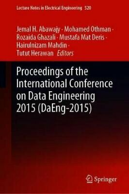 Proceedings of the International Conference on Data Engineering... 9789811317972