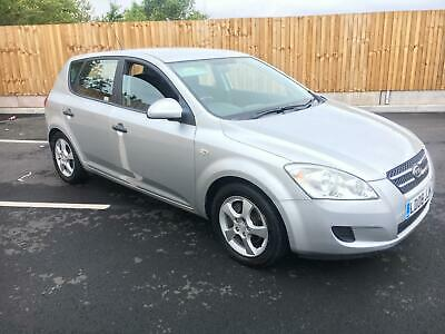 Kia ceed 1.6 GS 08 Reg CHEAP ECONOMICAL RUNNER ANY TRIAL INSPECTION WELCOME