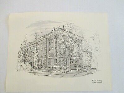 PEN AND INK Drawing - $85 00 | PicClick