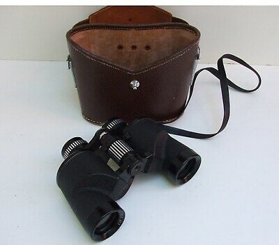 Vintage Swift Apollo 8x30 Binoculars Model no 754 With Case