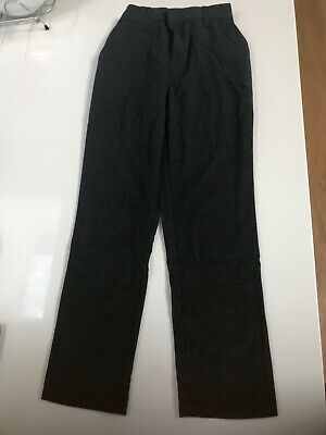 Marks and Spencer school boys dark grey 2x trousers, 9-10years, £7 for 2