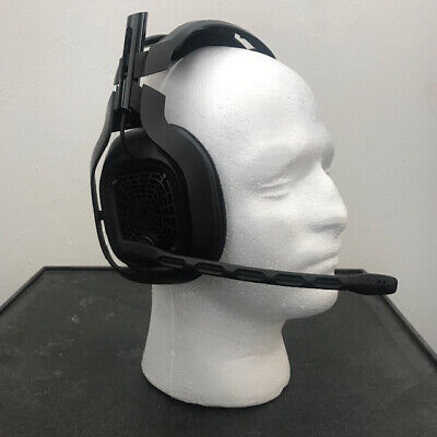 ASTRO A40 HEADSET Only Black  Mic Does Not Work  For PC, PS4