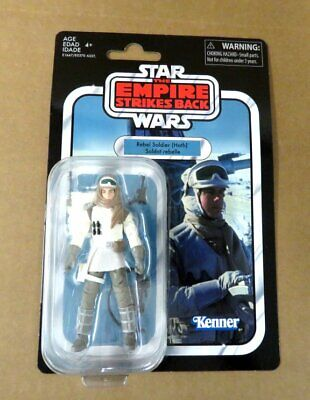 NEW Star Wars Vintage Collection Rebel Soldier Hoth Empire Strikes Back VC120