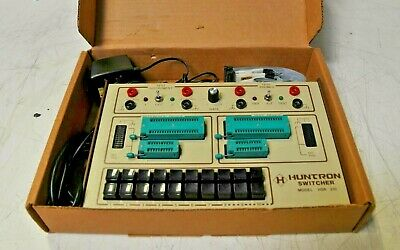 Huntron HSR 210 Switcher *Untested* *Untested* *For Parts*