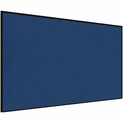 Stilford Professional Screen 1800 x 1250mm Black and Blue