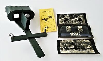 Keystone Eye Comfort & Depth Perception Series-Stereoscope Viewer & 12 Cards