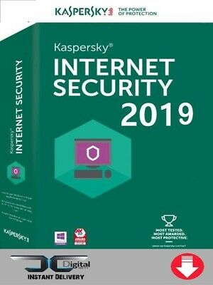 Kaspersky Internet Security 2019 For 1 Device 1 Year 🔥Instant Delivery🔥 PC/MAC