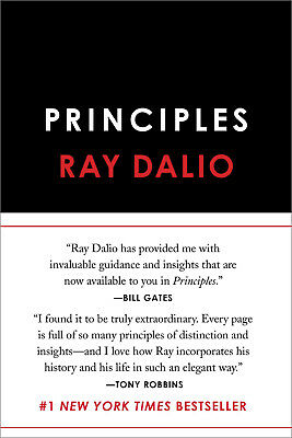 Principles : Life and Work by Ray Dalio (2017, Digitaldown)