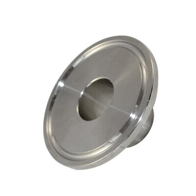 """Pro OD19MM 3/4"""" Sanitary Weld on Ferrule Tri Clamp Fitting SS316 Stainless Steel"""