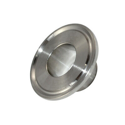 """Pro OD 25MM 1"""" Sanitary Weld on Ferrule Tri Clamp Fitting SS316 Stainless Steel"""