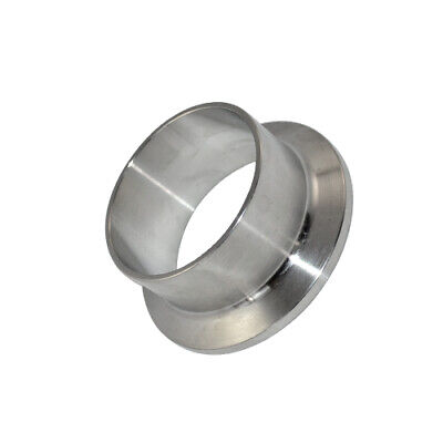 """OD 32MM 1.25"""" Sanitary Weld on Ferrule Tri Clamp Fitting SS316 Stainless Steel"""