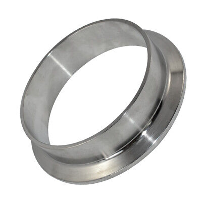"""Pro OD 76MM 3"""" Sanitary Weld on Ferrule Tri Clamp Fitting SS316 Stainless Steel"""
