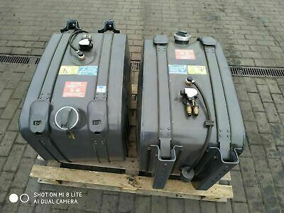 Low Suspension New Complete Scania Fuel Tank With Brackets And Sender Unit 150L