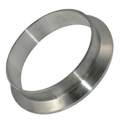 """OD 89MM 3.5"""" Sanitary Weld on Ferrule Tri Clamp Fitting SS316 Stainless Steel"""