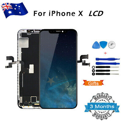 High Quality OLED LCD For iPhone X Display Touch Screen Replacement Assembly Set
