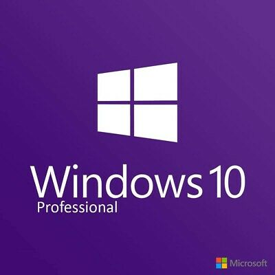 Windows 10 Pro 32 / 64 Bit Win 10 Genuine License Original Activation Key 🔑