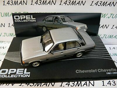 OPE118R voiture 1/43 IXO eagle moss OPEL collection chevrolet CHEVETTE 1987/1992