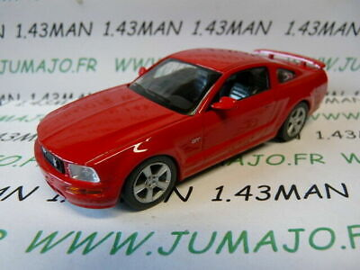 DC9N VOITURE 1/43 IXO déagostini russe dream cars : Ford Mustang GT