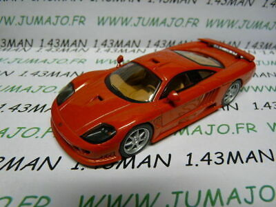 DC0N VOITURE 1/43 IXO déagostini russe dream cars : SALEEN S7