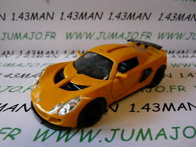 VOITURE LOTUS EXIGE 1//43 IXO DE AGOSTINI DREAM CARS RUSSIE SOUS BLISTER