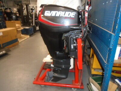 SOLD*** TWIN Evinrude 300 e-tec boat motors - $22,000 00