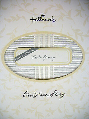 Hallmark Wedding Album Our Love Story Gift Storyboard with Picture Display