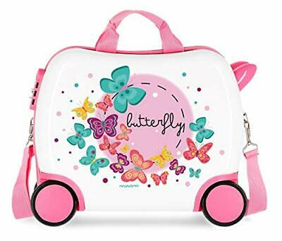 Movom Happy Time Bagage enfant 41 centim(Butterfly Petit Valise cavalier)