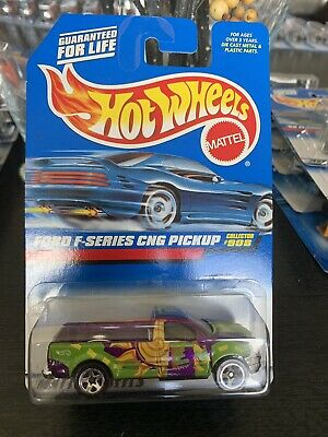 1999 Hot Wheels Ford F-Series CNG Pickup #908