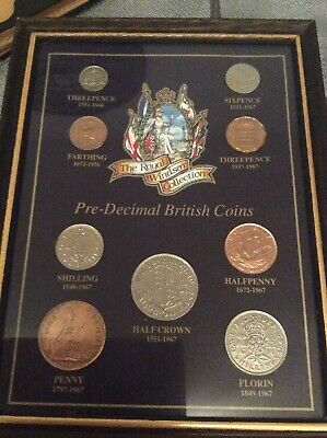 The Royal Windsor Collection - Pre-Decimal British Coins