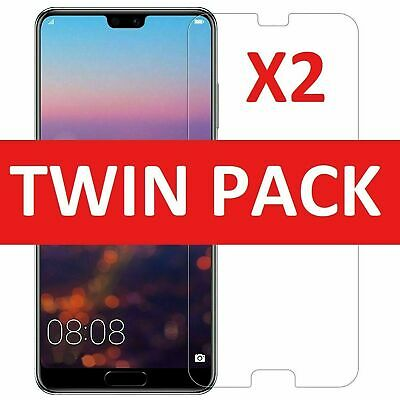 Huawei P20 P30 Lite Pro Genuine  Tempered Glass Screen Protector Cover