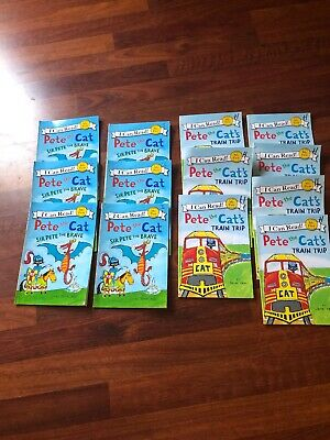 First Grade Guided Reading Books Pete The Cat