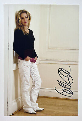 X-Files 8x12 Gillian Anderson Signed Photo #2