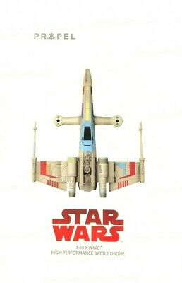 Propel Star Wars T-65 X-Wing High Performance Battle Drone BRAND NEW SEALED