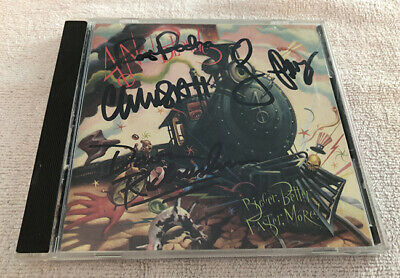 4 Non Blondes Bigger Better Faster More CD Signed Linda Perry Autographed